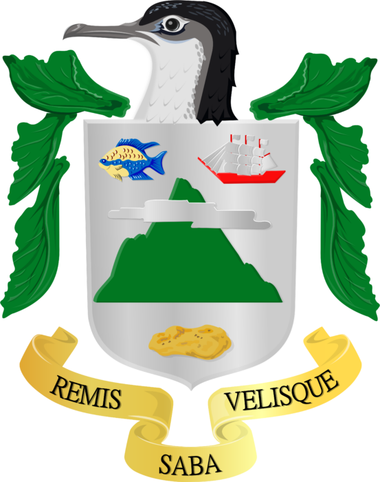Coat of arms of Saba