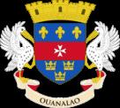 Coat of arms of Saint Barthélemy