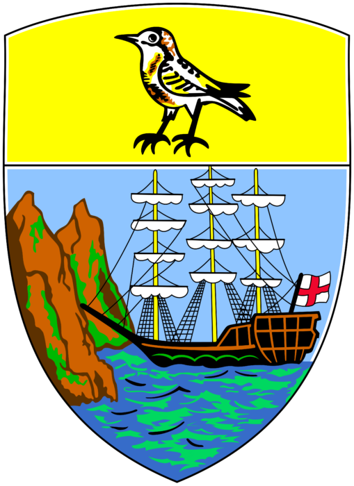 Coat of arms of Saint Helena