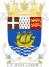 Coat of arms of Saint Pierre and Miquelon