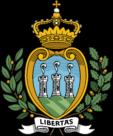 Coat of arms of San Marino