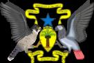Coat of arms of São Tomé and Príncipe
