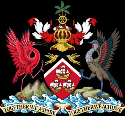 Coat of arms of Trinidad and Tobago