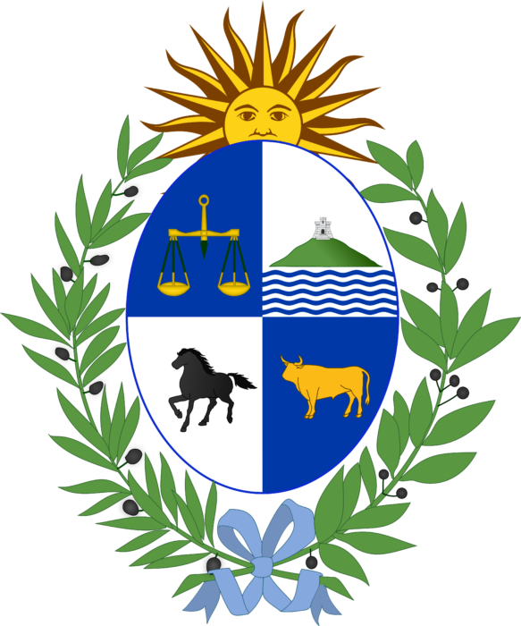 Coat of arms of Uruguay