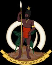 Coat of arms of Vanuatu