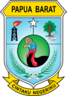 Coat of arms of West Papua province
