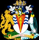 Coat of arms of the British Antarctic Territory