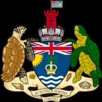 Coat of arms of the British Indian Ocean Territory