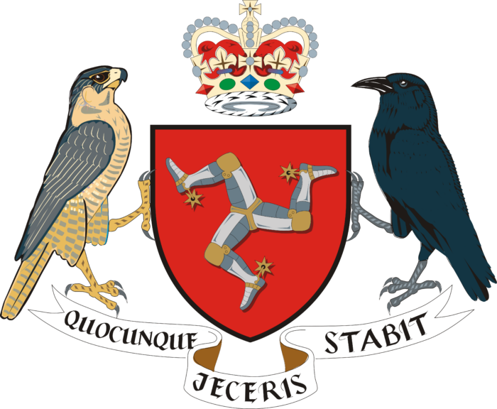 Coat of arms of the Isle of Man