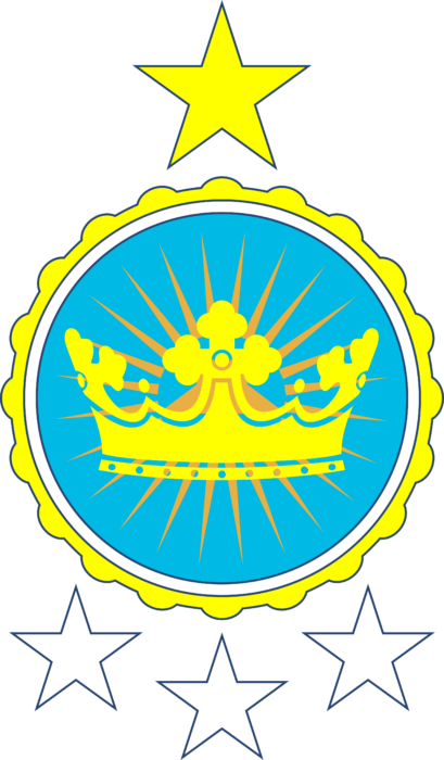 Coat of arms of the Kingdom of North Sudan