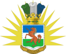 Coat of arms of the Republic of Molossia