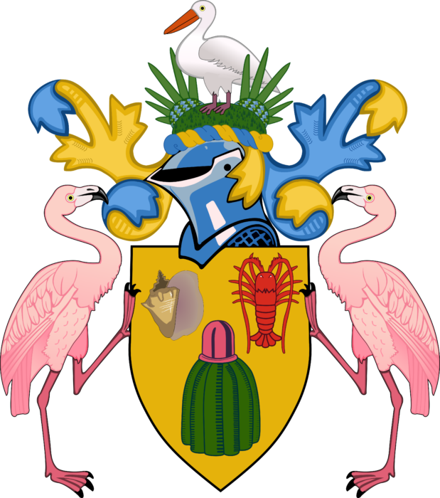 Coat of arms of the Turks and Caicos Islands