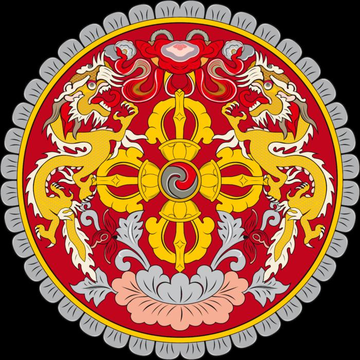 Emblem of Bhutan