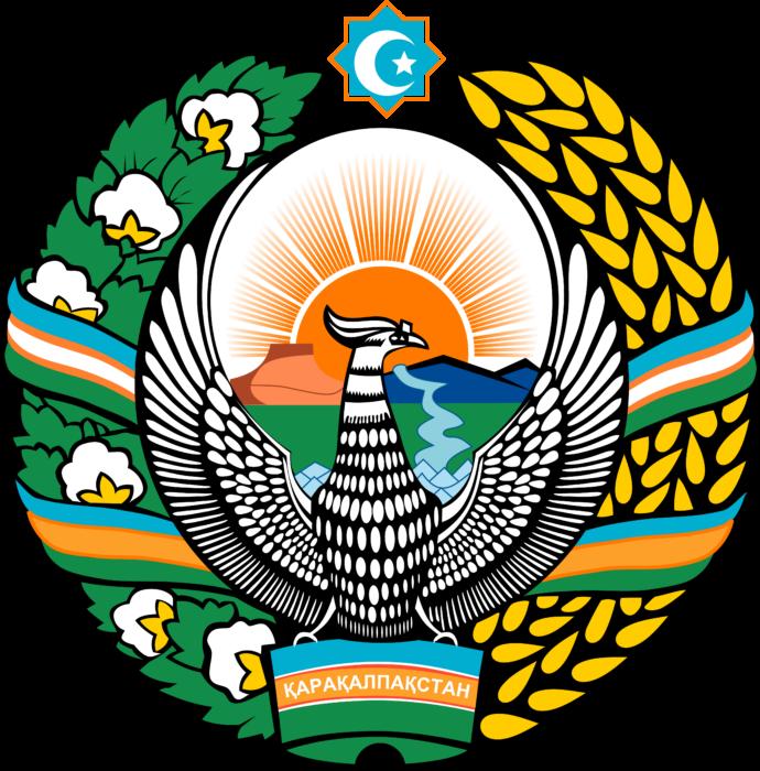 Emblem of Karakalpakstan