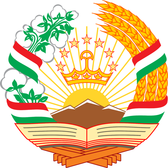 Emblem of Tajikistan