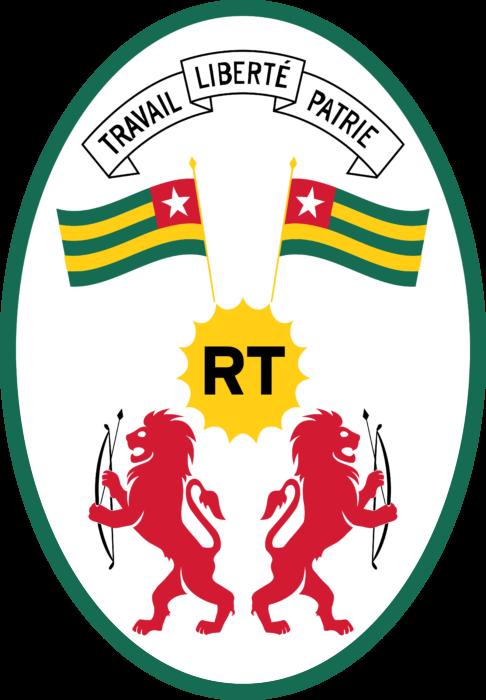 Emblem of Togo