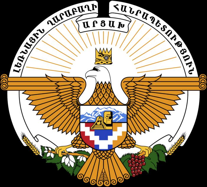 Emblem of of Artsakh