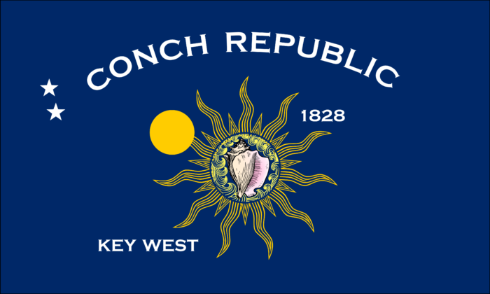 Flag of Conch Republic