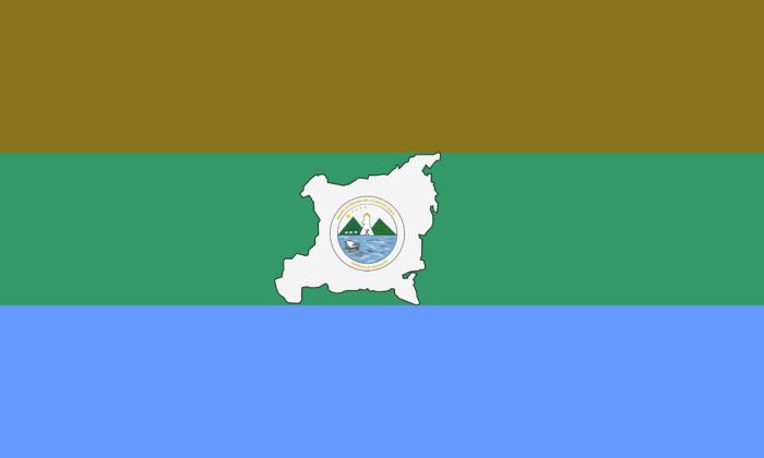 Flag of North Caribbean Coast Autonomous Region
