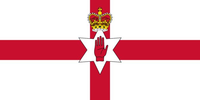 Flag of Northern Ireland (1953–1972)