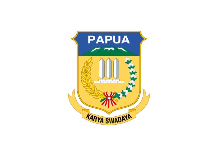 Flag of Papua province