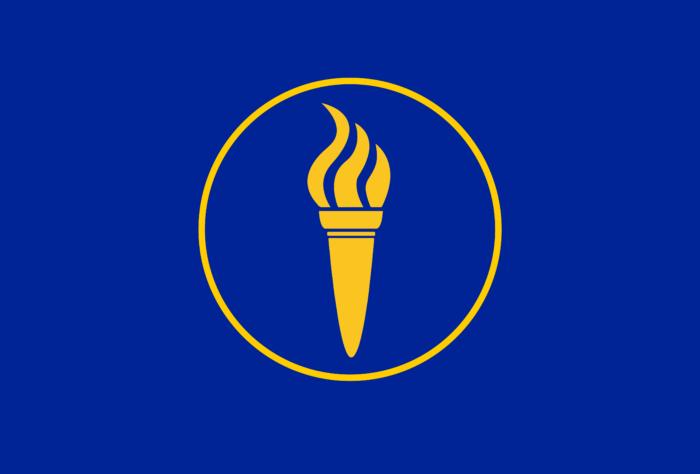 Flag of Republic of Minerva