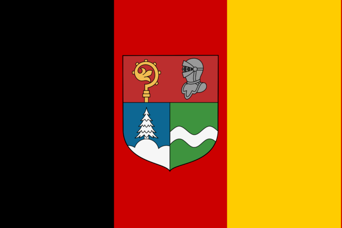 Flag of Saugeais