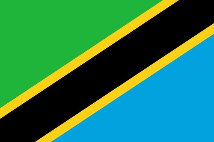 Flag of Tanzania