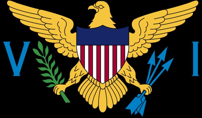 Flag of Virgin Islands