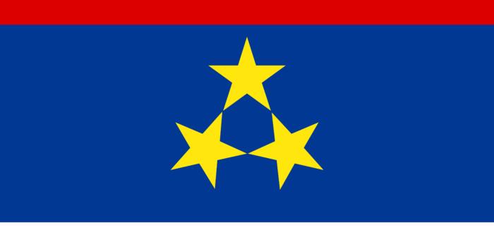Flag of Vojvodina