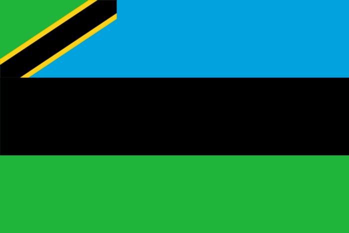 Flag of Zanzibar