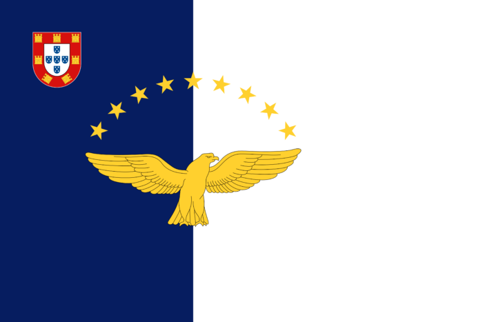 Flag of the Azores