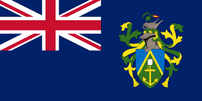 Flag of the Pitcairn Islands