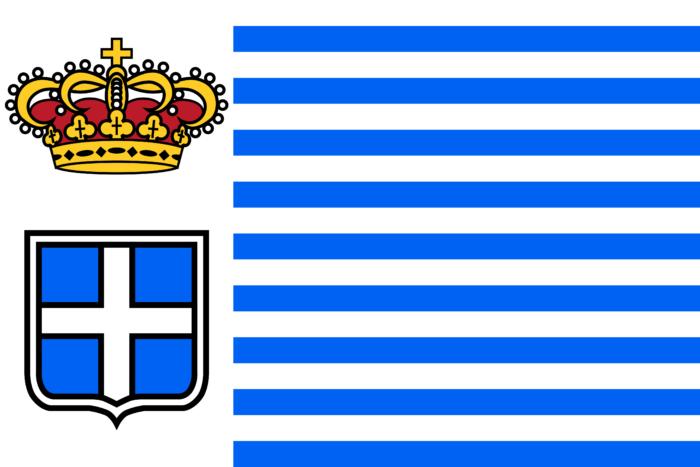 Flag of the Principality of Seborga