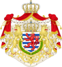 Greater coat of arms of Luxembourg