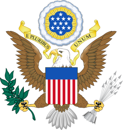 Greater coat of arms of the United States
