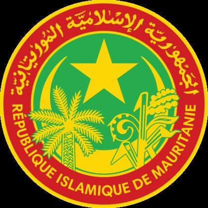 Seal of Mauritania