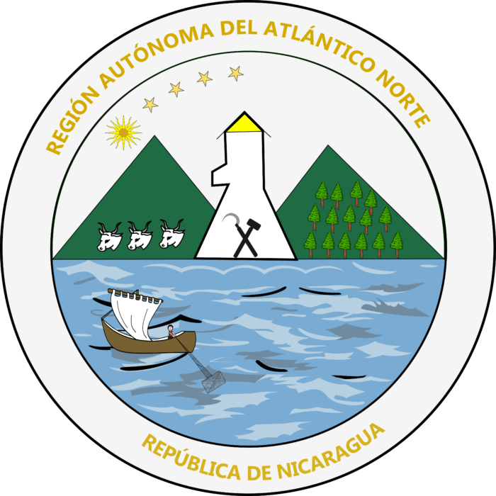 Seal of North Caribbean Coast Autonomous Region