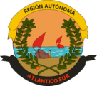 Seal of South Caribbean Coast Autonomous Region