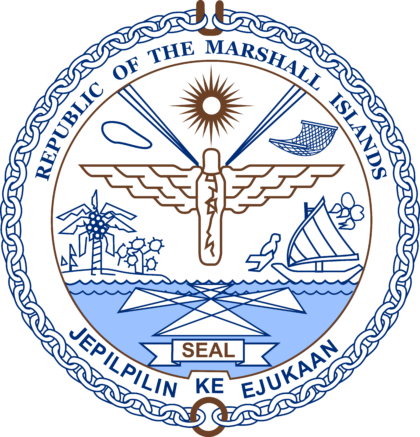 Seal of the Marshall Islands