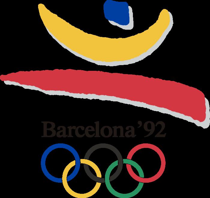Barcelona 1992 Summer Olympics Logo