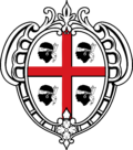 Coat of arms of Sardinia