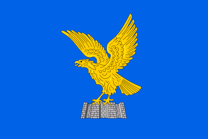 Flag of Friuli Venezia Giulia