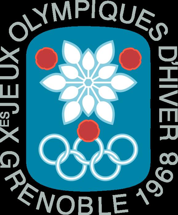 Grenoble 1968 Winter Olympics Logo