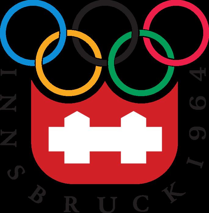 Innsbruck 1964 Winter Olympics Logo