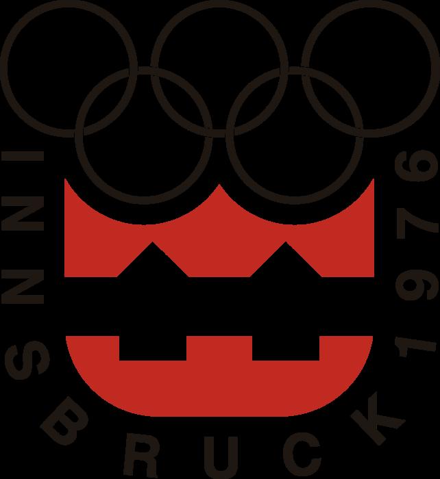 Innsbruck 1976 Winter Olympics Logo