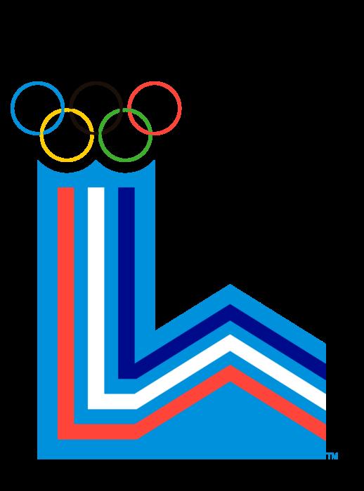 Lake Placid 1980 Winter Olympics Logo