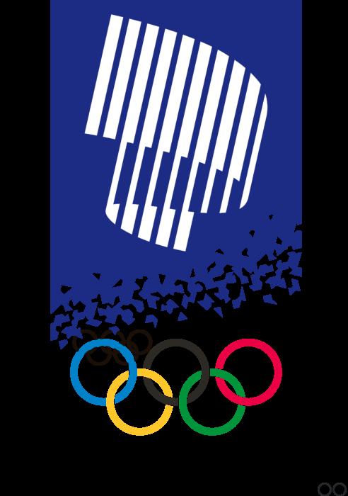 Lillehammer 1994 Winter Olympics Logo