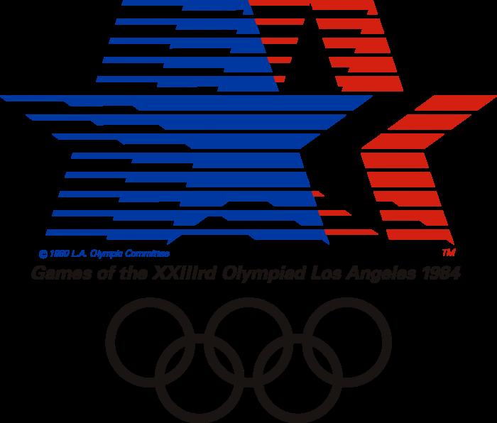 Los Angeles 1984 Summer Olympics Logo