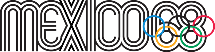 Mexico 1968 Summer Olympics Logo